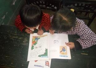 甘肃白银靖远县义和小学读书 ...
