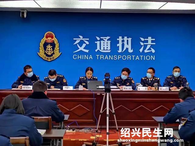 市交通运输综合行政执法队召开作风建设年动员大会